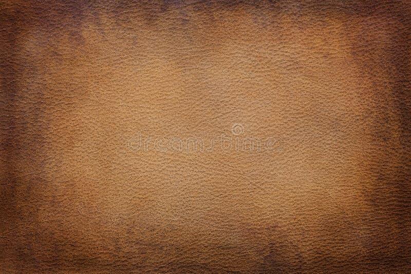Fond en cuir de texture image libre de droits
