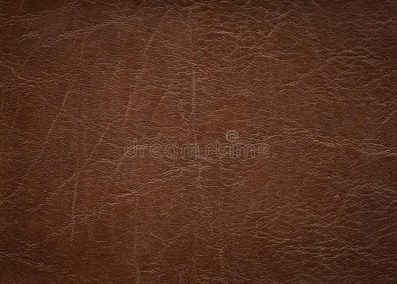 Fond en cuir us? images libres de droits