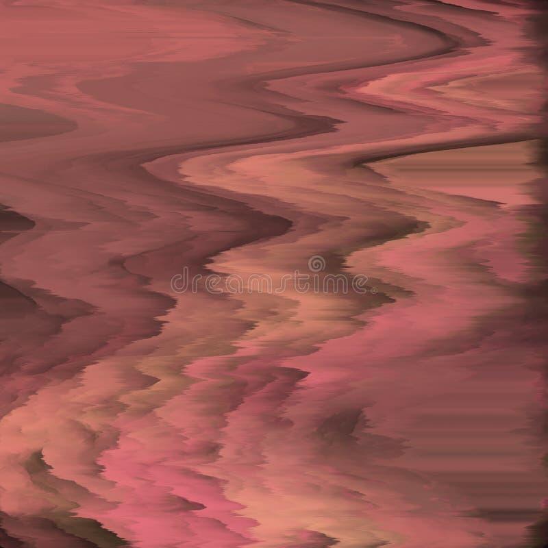 Fond en pastel abstrait de thème Copie de toile pour des arts de mur, affiche, textures illustration de vecteur