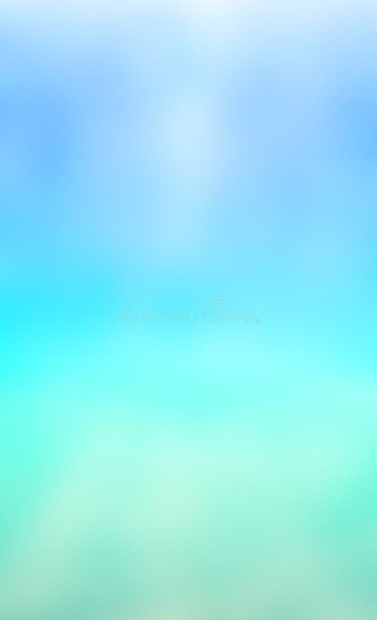Fond en pastel bleu photos stock