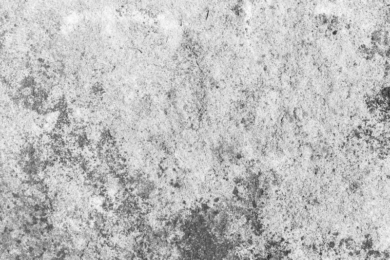 Fond en pierre abstrait noir et blanc de texture photo stock
