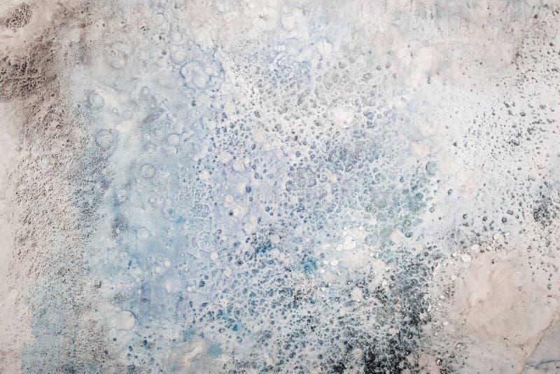 Fond en pierre bleu-clair images libres de droits