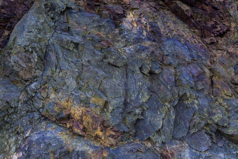 Fond en pierre coloré de texture photo stock