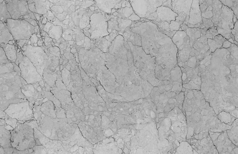 Fond en pierre de marbre sans couture naturel gris-clair de modèle de texture Surface de marbre sans couture en pierre naturelle  photos stock