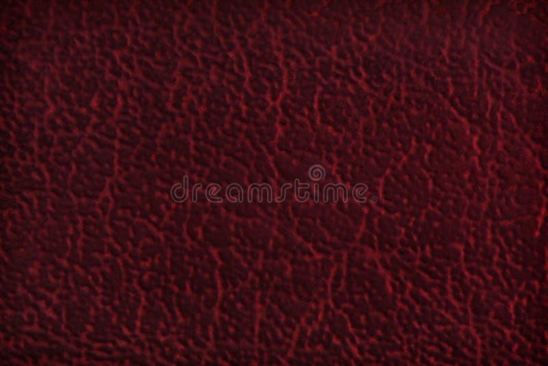 Fond en plastique rouge images stock