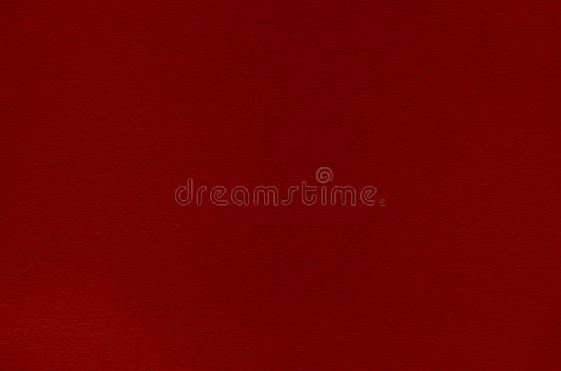 Fond et papier peint par la texture de papier et espace libre rouges pour image stock