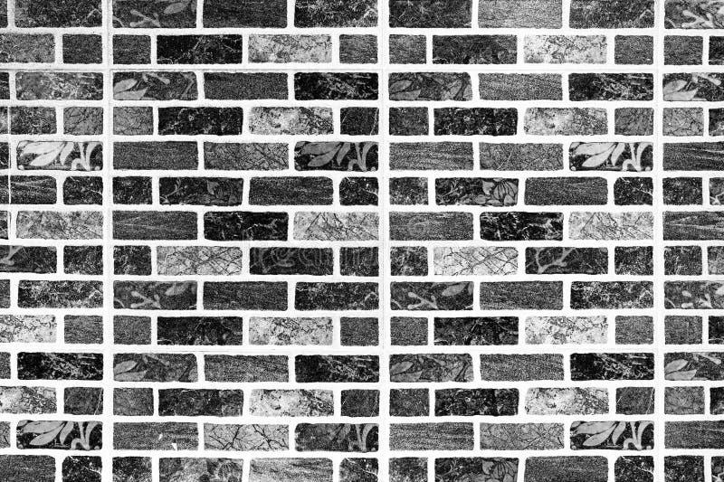 Fond et texture carrés de bloc de brique images libres de droits