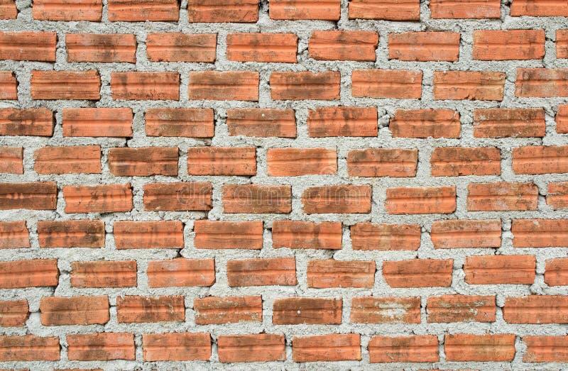 Fond et texture de mur de briques photo libre de droits
