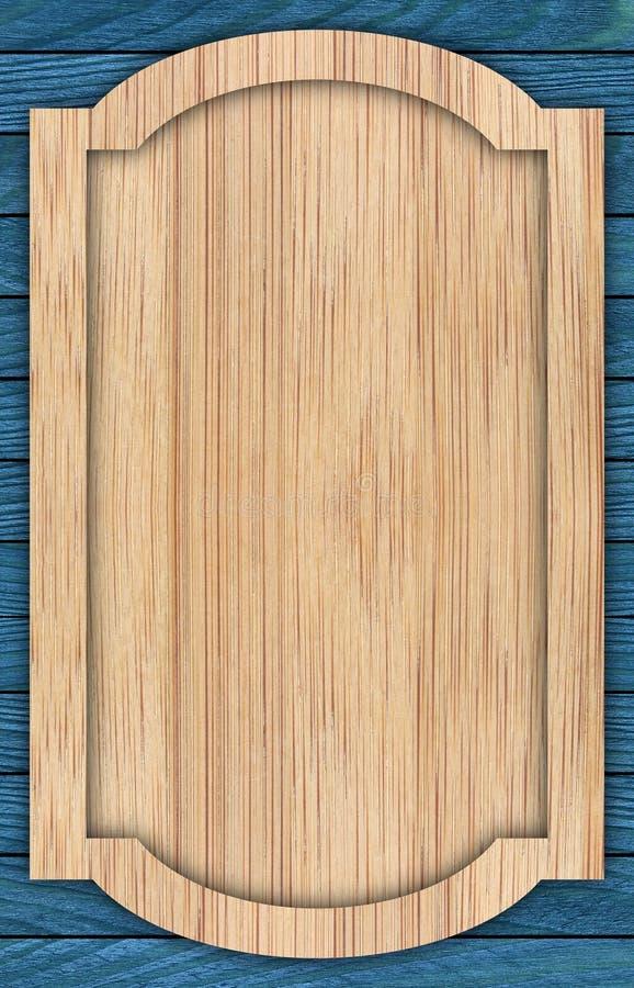 Fond fait de bois photo stock