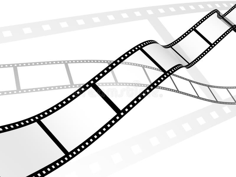 Fond - film 3d photographique abstrait illustration de vecteur