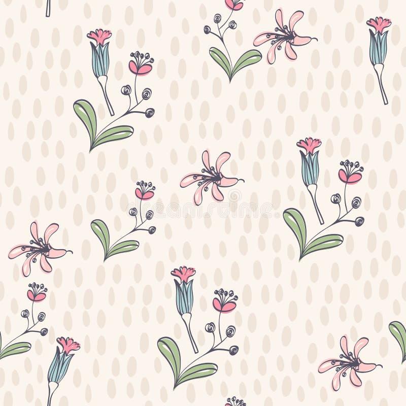 Download Fond floral illustration de vecteur. Illustration du mode - 45366867