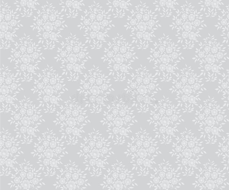 Fond floral abstrait sans couture illustration stock