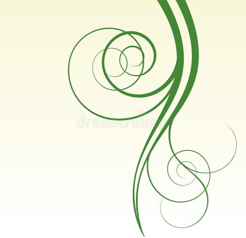 Fond floral pour la conception illustration de vecteur