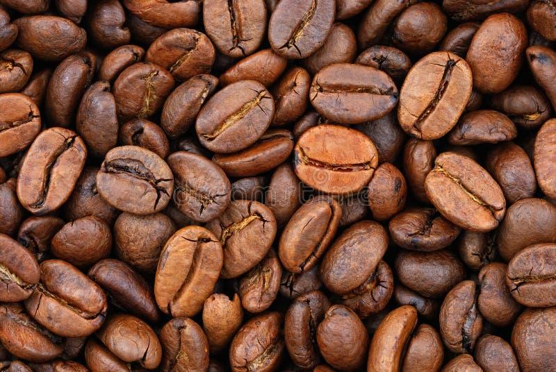 Fond foncé de café photo libre de droits