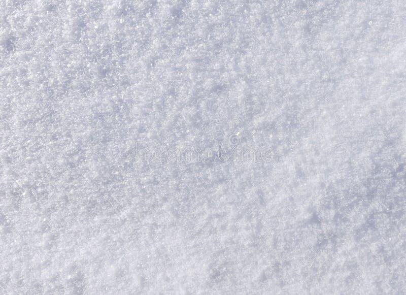 Fond frais de neige images stock