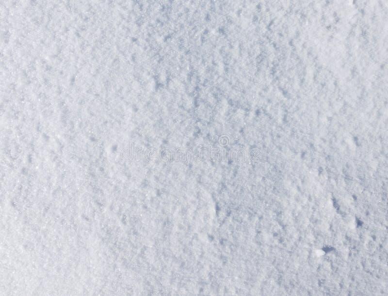 Fond frais de neige photo libre de droits