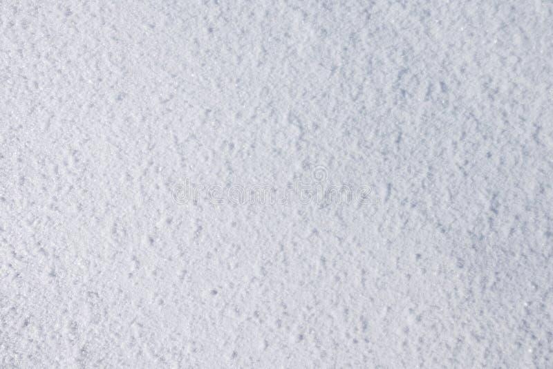 Fond frais de neige photo stock