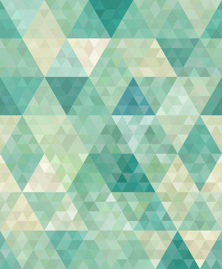 Fond géométrique illustration libre de droits