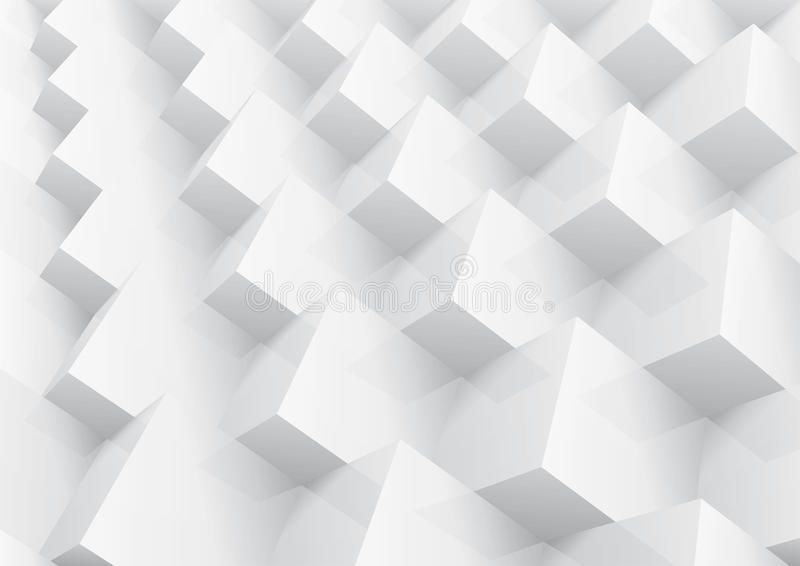 Fond géométrique abstrait illustration libre de droits