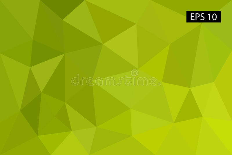 Fond géométrique abstrait, vecteur des polygones, triangle, illustration de vecteur, modèle de vecteur, calibre triangulaire illustration libre de droits