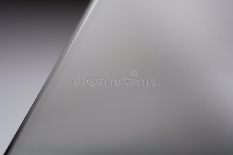 Fond géométrique gris image stock
