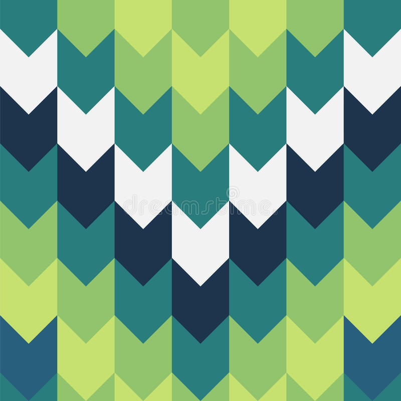 Fond géométrique. Sans couture vertical illustration stock