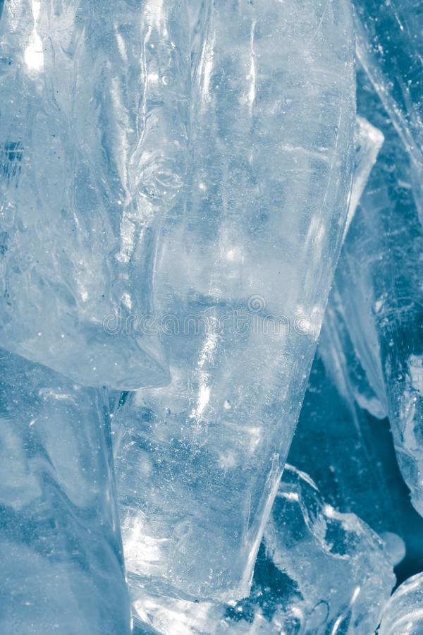 Fond glacé photo libre de droits