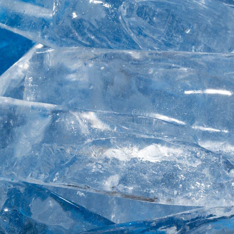 Fond glacé photo stock