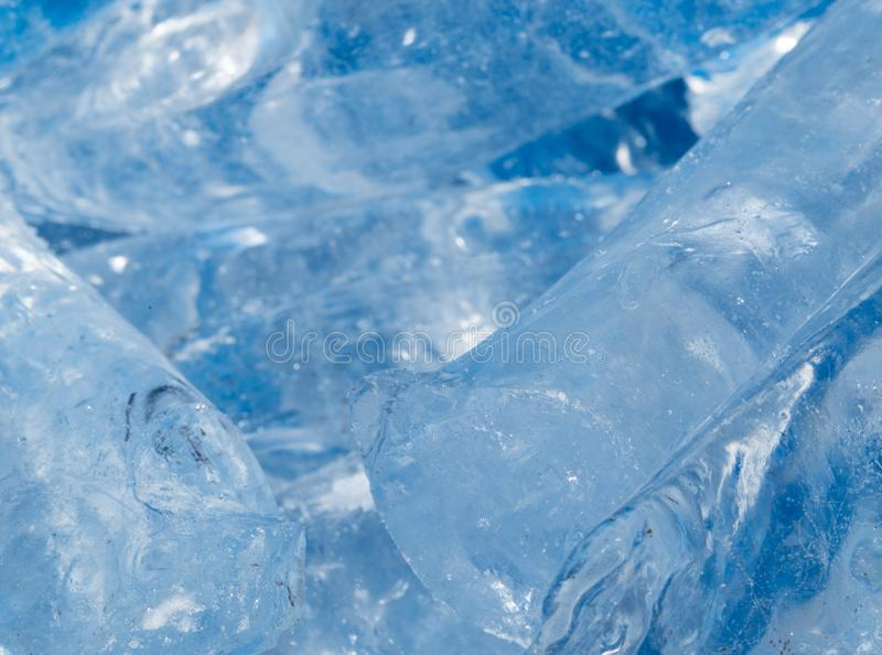 Fond glacé photographie stock