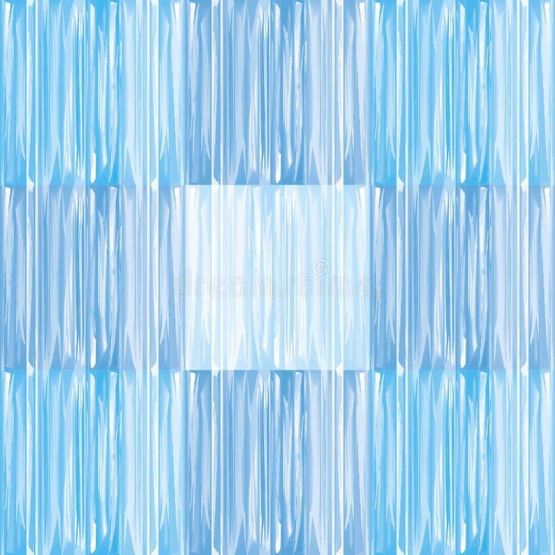 Fond glacial illustration stock