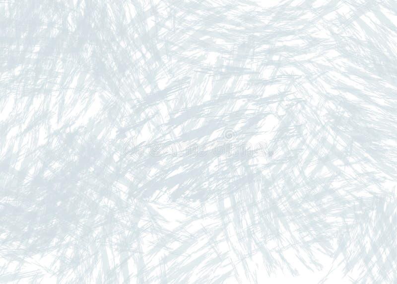 Fond graphique de taches grises avec la texture illustration stock