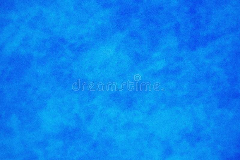 Fond grenu chiné par bleu photo stock