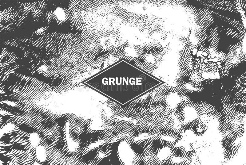 Fond grenu grunge de vecteur images stock