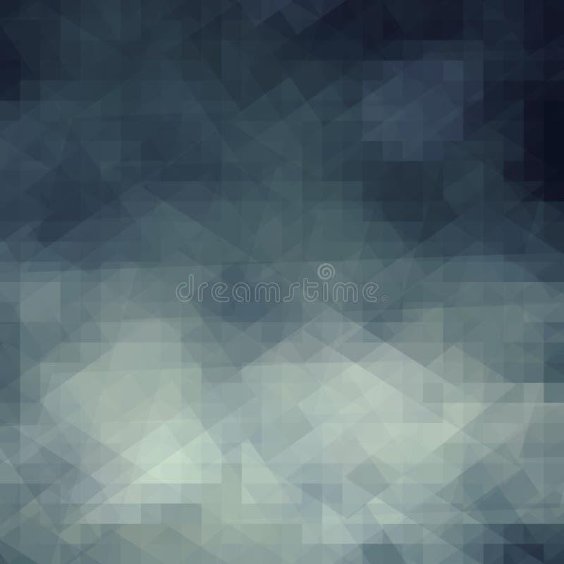 Fond gris abstrait illustration libre de droits