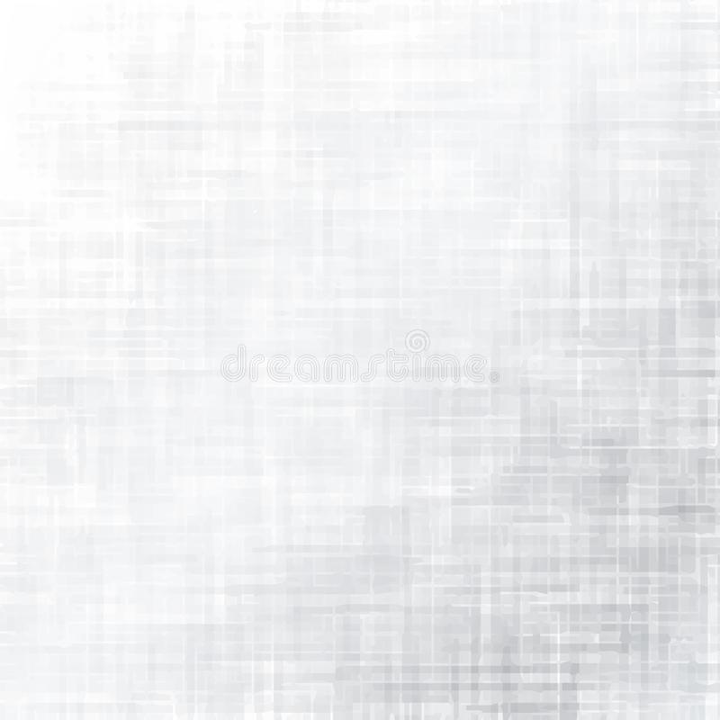 Fond gris-clair des lignes de intersection illustration de vecteur
