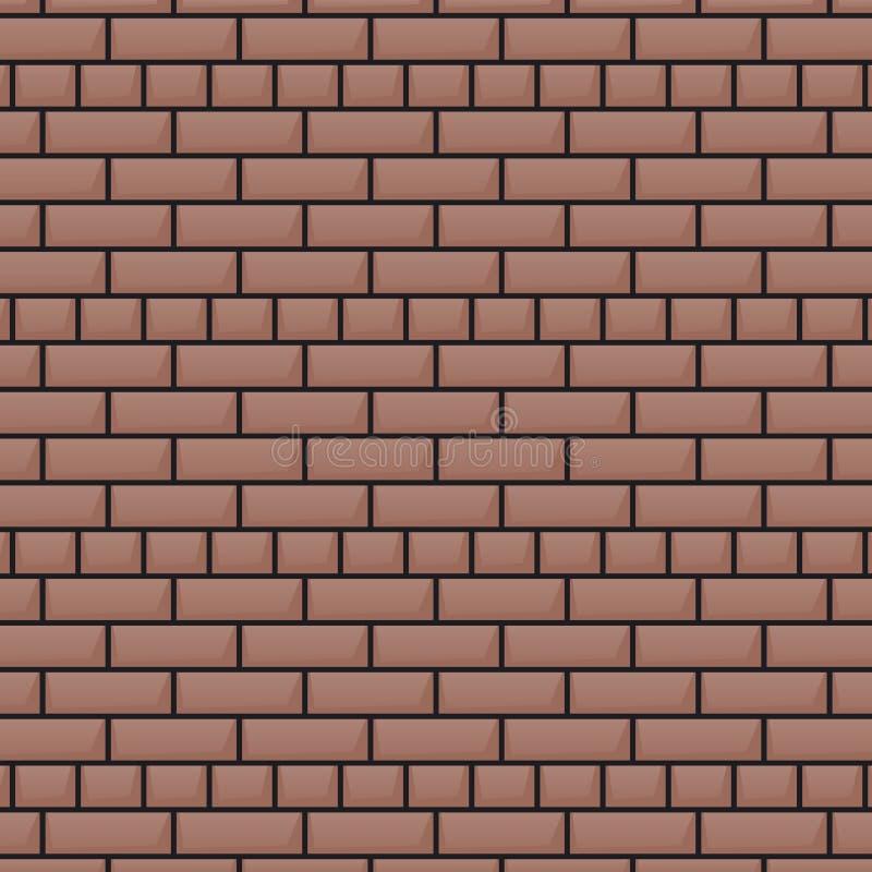 Fond gris de mur de briques illustration libre de droits