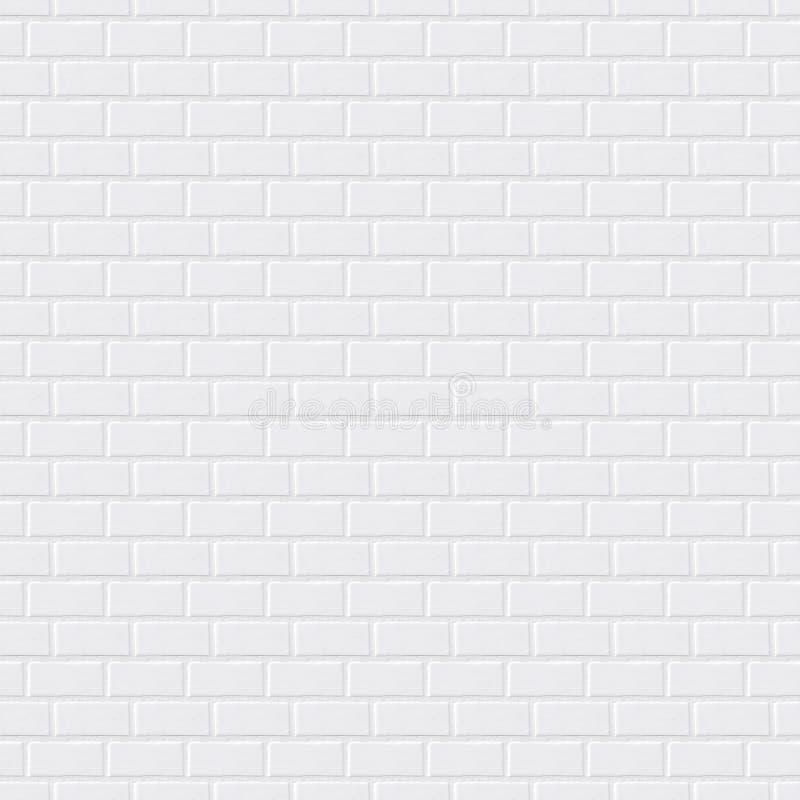 Fond gris de mur de briques, texture sans couture, construction, lumière, brique, matériel naturel, maçonnerie illustration de vecteur