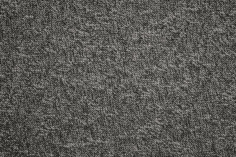 Fond gris de texture de chandail, détail de tissu, conception c de mode photo stock