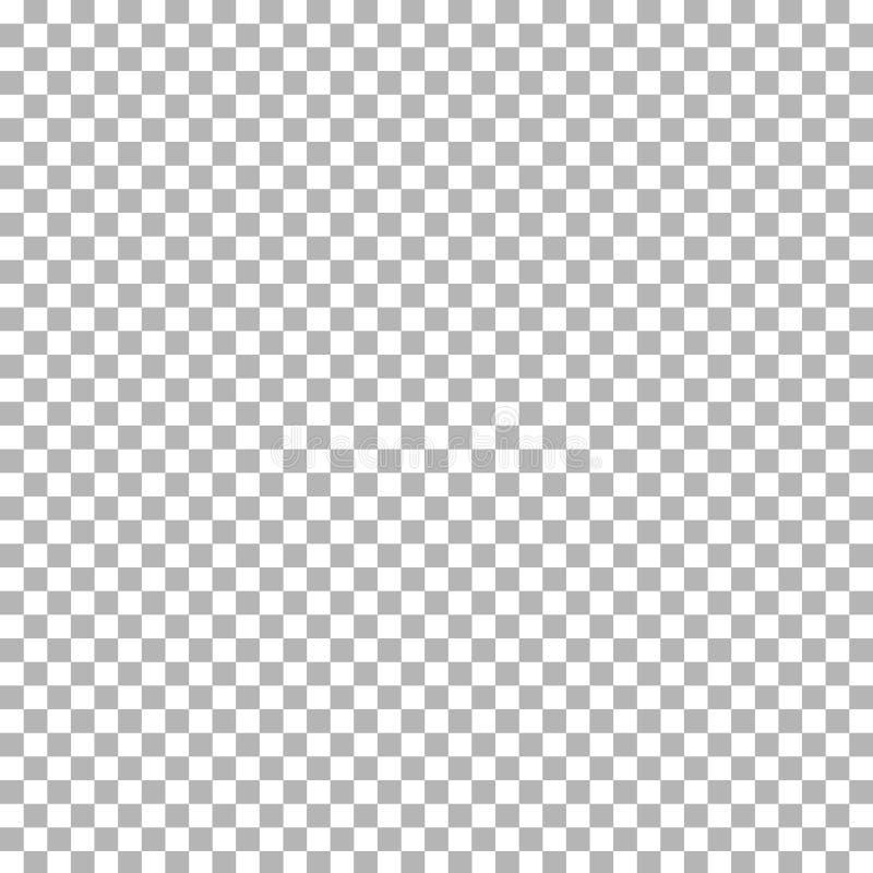 Fond gris et blanc d'?checs ENV 10 illustration de vecteur