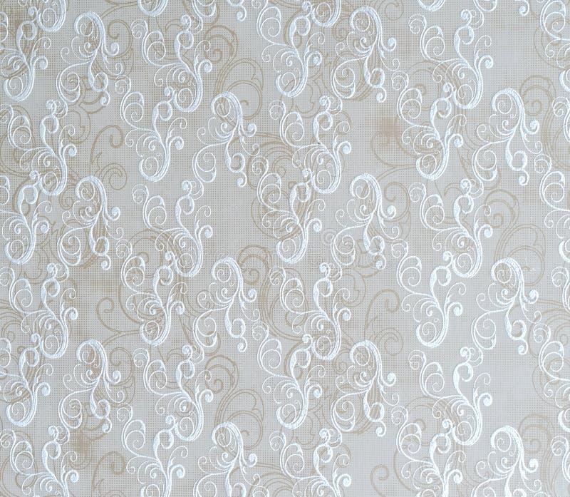 fond gris et blanc de texture de papier peint photo stock image du d coration macro 67653534. Black Bedroom Furniture Sets. Home Design Ideas