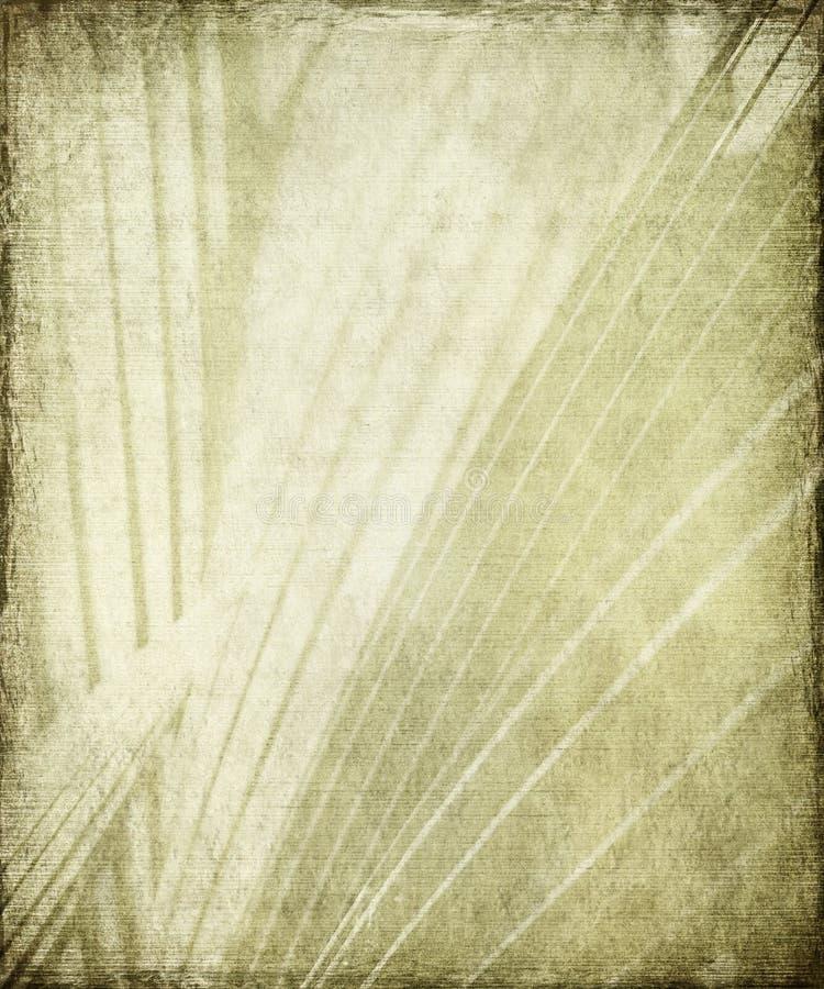 Fond gris et blanc grunge d'art déco de rayon de soleil illustration stock