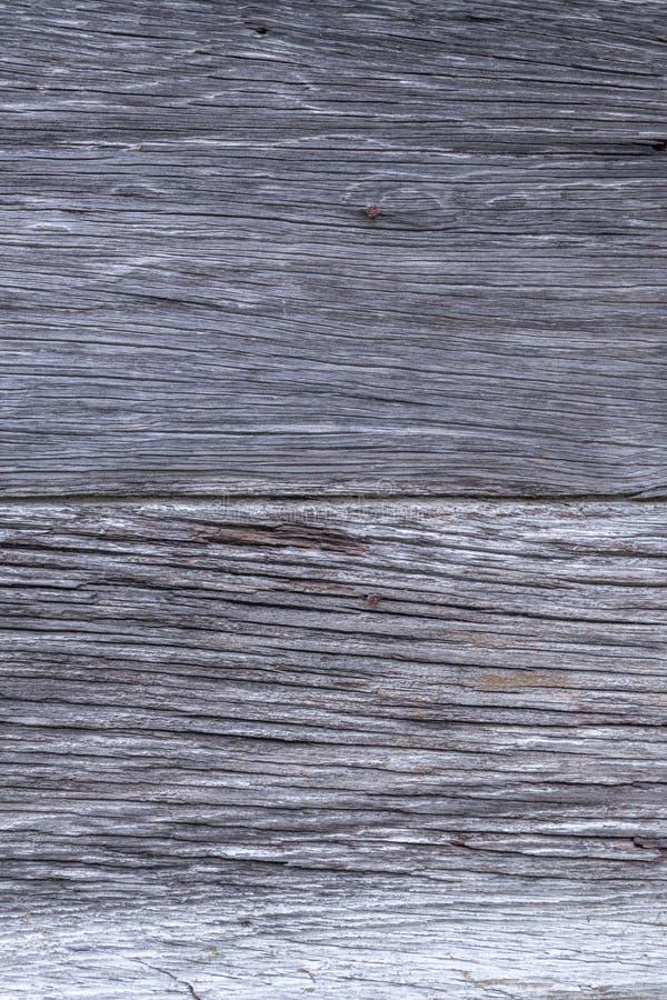 Fond gris sale affligé en bois d'antiquité de panneau de grange image libre de droits