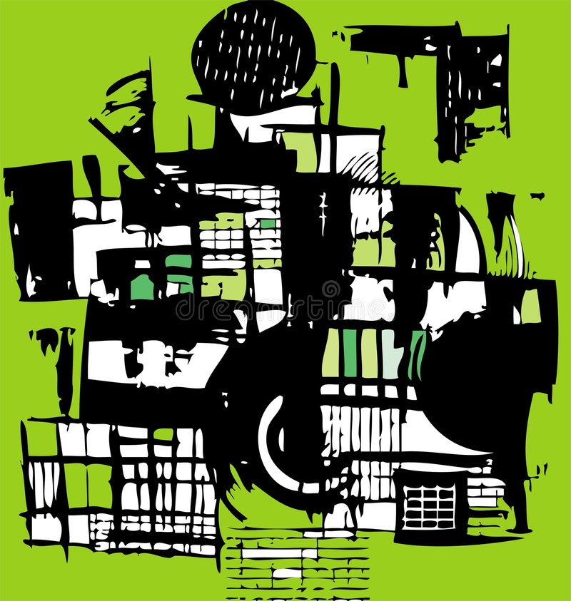 Fond grunge illustration libre de droits