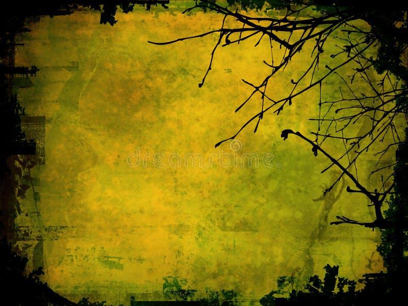 Fond grunge abstrait illustration libre de droits