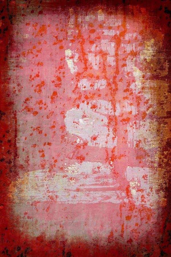 Fond grunge abstrait de cru de texture images libres de droits