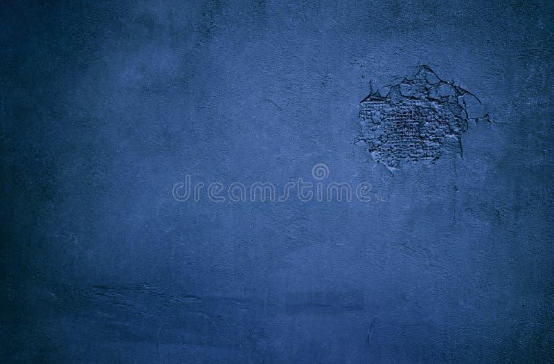 Fond grunge abstrait de marine avec les bords foncés photographie stock libre de droits