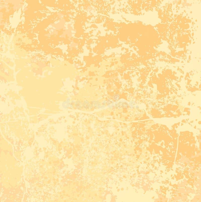 Fond grunge abstrait de vecteur illustration stock
