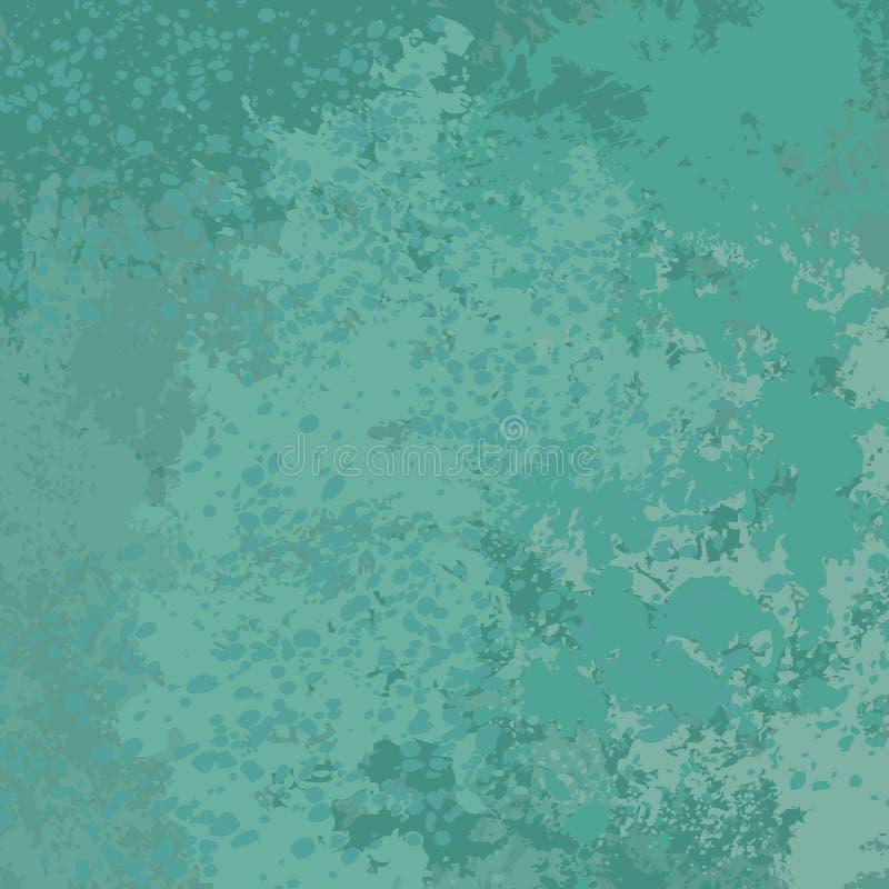 Fond grunge abstrait de vecteur illustration de vecteur