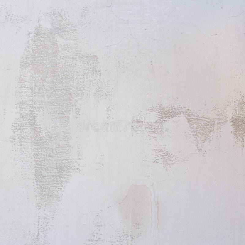 Fond grunge blanc de texture de mur en b?ton E photographie stock libre de droits