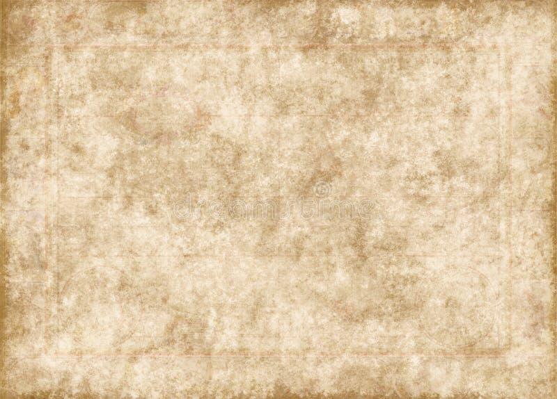 Fond grunge brun de sépia photos stock